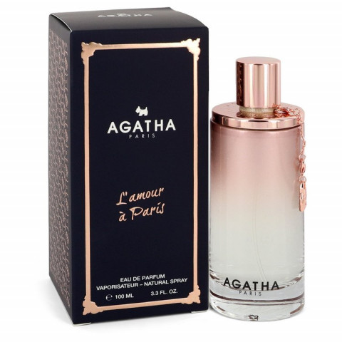 Agatha L'amour a Paris - Agatha Paris
