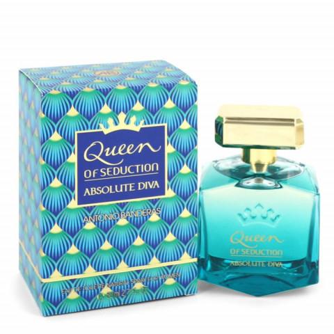 Queen of Seduction Absolute Diva - Antonio Banderas
