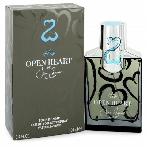 His Open Heart - Jane Seymour