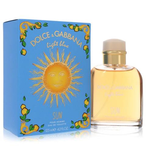 Light Blue Sun - Dolce & Gabbana