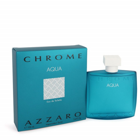 Chrome Aqua - Loris Azzaro