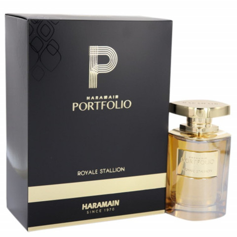 Portfolio Royale Stallion - Al Haramain