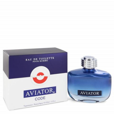 Aviator Code - Paris Bleu