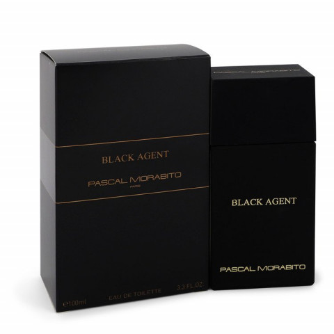 Black Agent - Pascal Morabito