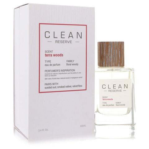 Clean Terra Woods Reserve Blend - Clean
