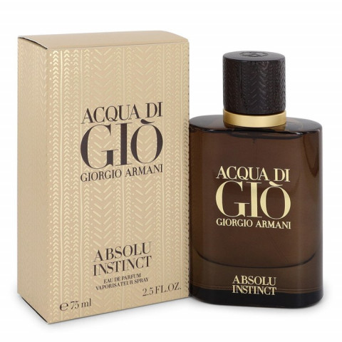 Acqua Di Gio Absolu Instinct - Giorgio Armani