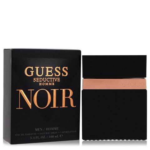 Guess Seductive Homme Noir - Guess