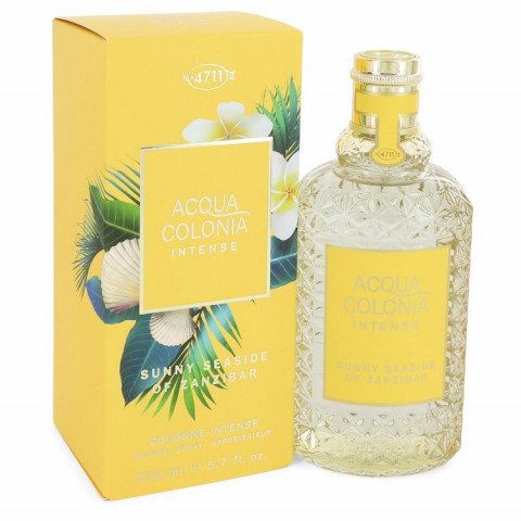 4711 Acqua Colonia Sunny Seaside of Zanzibar - Maurer & Wirtz