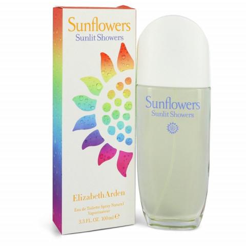 Sunflowers Sunlit Showers - Elizabeth Arden