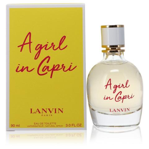 A Girl in Capri - Lanvin