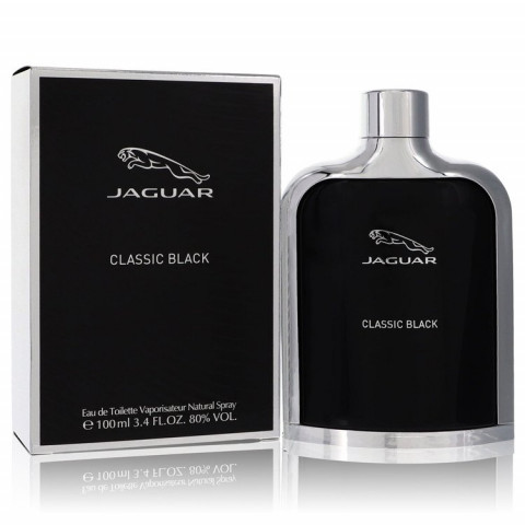 Jaguar Classic Black - Jaguar