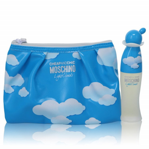 Cheap & Chic Light Clouds - Moschino