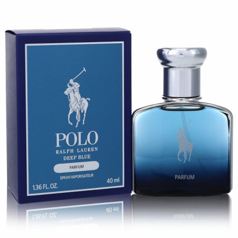 Polo Deep Blue Parfum - Ralph Lauren