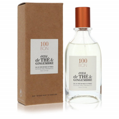100 Bon Eau De The & Gingembre - 100 Bon