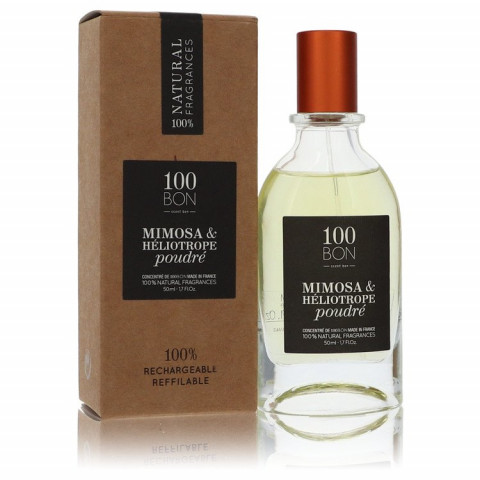 100 Bon Mimosa & Heliotrope Poudre - 100 Bon
