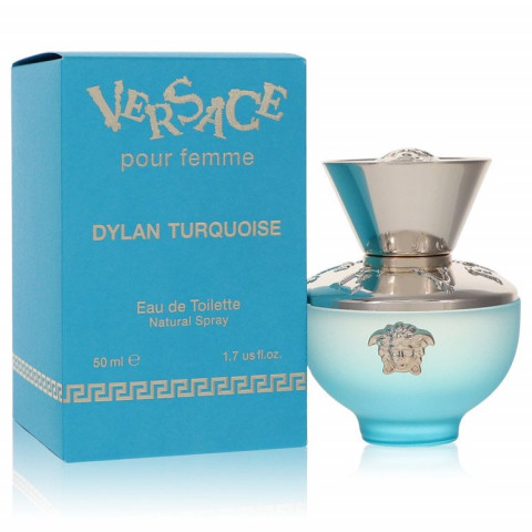 Versace Pour Femme Dylan Turquoise - Versace