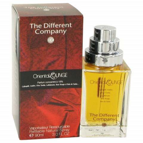 Oriental Lounge - The Different Company