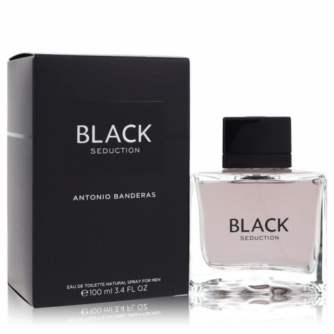 Seduction In Black - Antonio Banderas