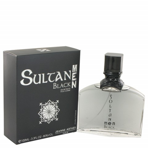 Sultan Black - Jeanne Arthes