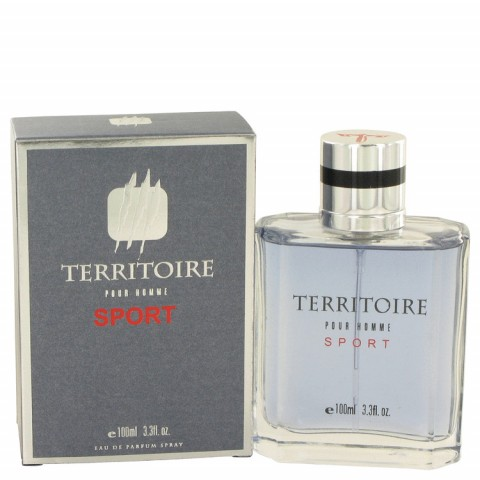 Territoire Sport - YZY Perfume