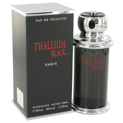 Thallium Black - Yves De Sistelle