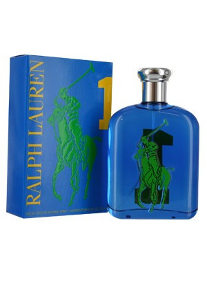 Big Pony Blue - Ralph Lauren