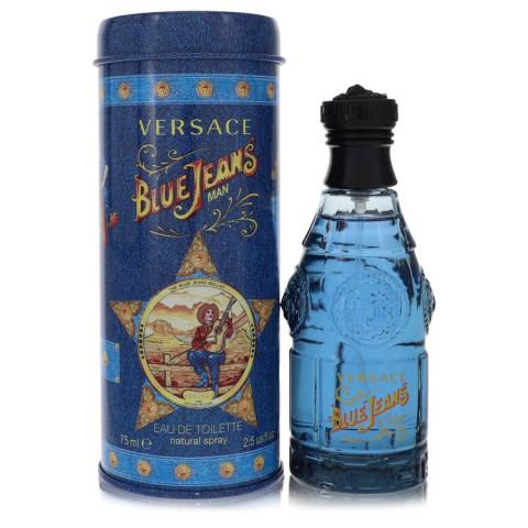 Blue Jeans - Versace