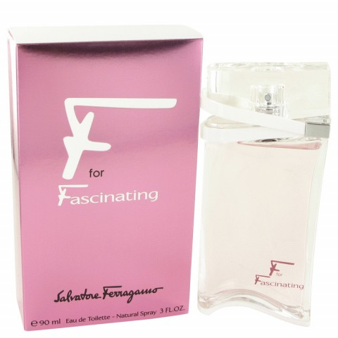 F For Fascinating - Salvatore Ferragamo