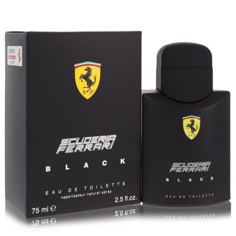 Ferrari Scuderia Black - Ferrari