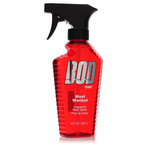 Bod Man Most Wanted - Parfums De Coeur