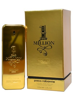 1 Million Absolutely Gold - Paco Rabanne