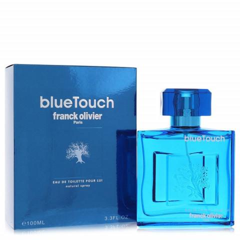 Blue Touch - Franck Olivier