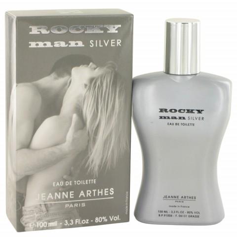 Rocky Man Silver - Jeanne Arthes