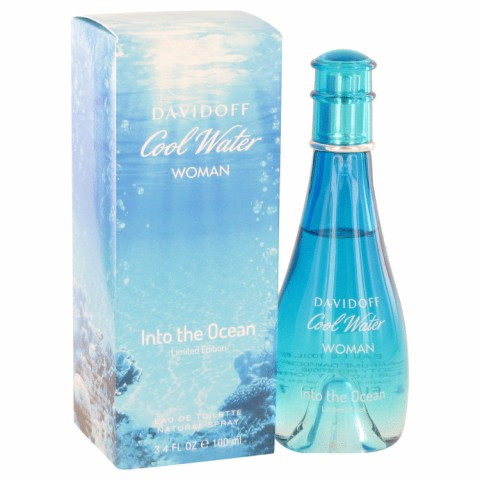 Cool Water Into The Ocean - Davidoff