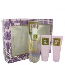 Gift Set -- 100 ml Eau De Parfum Spray + 100 ml Body Lotion + 100 ml Body Wash