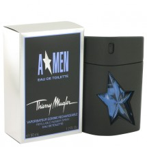 Eau De Toilette Spray Refillable (Rubber Flask) 50 ml