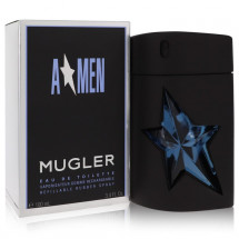 Eau De Toilette Spray Refillable (Rubber) 100 ml