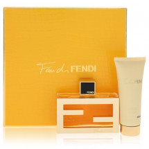 Gift Set -- 75 ml Eau De Parfum spray + 75 ml Body Lotion