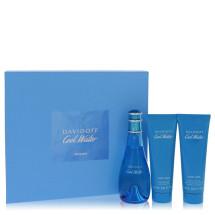 -- Gift Set - 100 ml Eau De Toilette Spray + 75 ml Body Lotion + 75 ml Shower Breeze