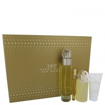 Gift Set -- 100 ml Eau De Toilette Spray + 120 ml Body Mist + 60 ml Hand Cream + .33 Mini EDT Spray