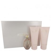 Gift Set -- 100 ml  Eau De Parfum Spray + 200 ml Body Lotion + 200 ml Shower Gel
