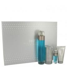 Gift Set -- 100 ml Eau De Toilette Spray + 80 ml Alcohol Free Deodorant Stick + 50 ml Shower Gel + 7 ml Mini EDT Spray