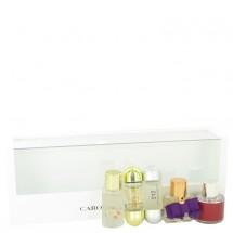 Gift Set -- Mini Set includes 212, 212 VIP, CH, CH Eau De Parfum Sublime, and CH L'eau in beautiful gift box.