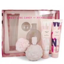 Gift Set -- 100 ml Eau De Parfum Spray + 100 ml Body Souffle + 100 ml Bath & Shower Gel