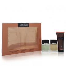 Gift Set -- 30 ml Eau De Toilette Spray + 30 ml After Shave + 75 ml Bath & Shower Gel