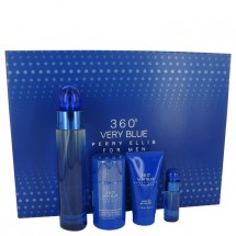 Gift Set -- 100 ml Eau De Toilette Spray + 7 ml Mini EDT Spray + 80 ml Deodorant Stick + 50 ml Shower Gel