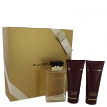 Gift Set -- 100 ml Eau De Parfum Spray + 100 ml Shower Gel + 100 ml Body Lotion