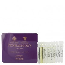 Gift Set -- Scent library includes the best of Penhaligon's. Artemisia, Iris Prima, Vaara, Ellenisia, Orange Blossom, Quercus, Sartorial, Blenheim Bouquet, Opus 1870, and Endymion