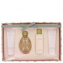 Gift Set -- 100 ml Eau De Parfum Spray + 75 ml Body Lotion + 75 ml Shower Gel + 120 ml Milk Bath