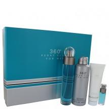 Gift Set -- 100 ml Eau De Toilette Spray + 7 ml Mini EDT Spray + 200 ml Body Spray + 90 ml Shower Gel